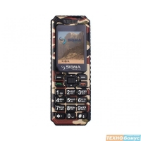 Sigma mobile X-style 11 Dragon Coffee Camouflage